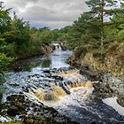 The River Tees by Jamie  Green