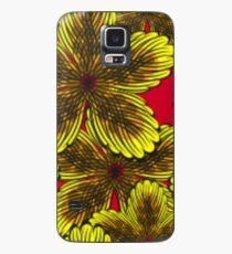 Tsvetik Floral Case/Skin for Samsung Galaxy