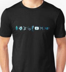 Fringe Glyphs Unisex T-Shirt