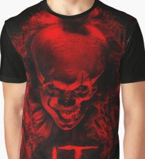 IT - Pennywise Graphic T-Shirt