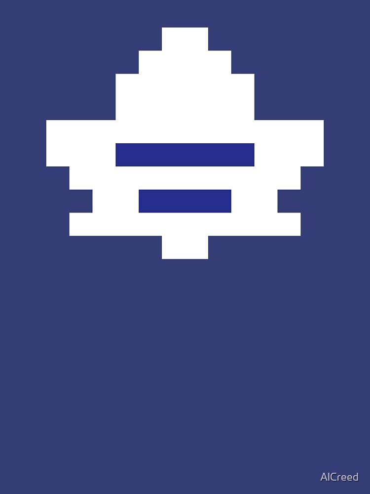 8-Bit Toronto by AlCreed