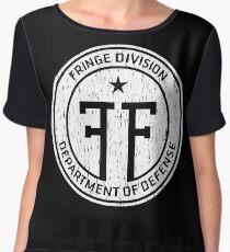 Fringe Division Original Women's Chiffon Top
