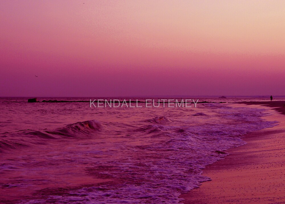 RASPBERRY ICICLES by KENDALL EUTEMEY