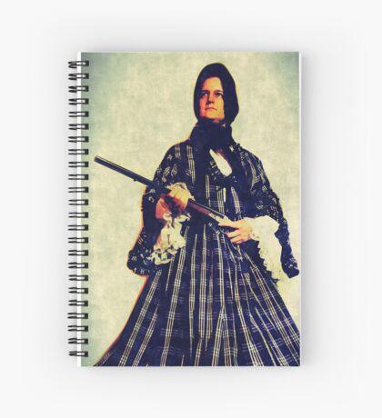 The widow Spiral Notebook
