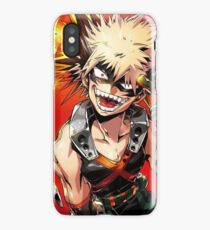 Bakugou - Cover iPhone Case/Skin