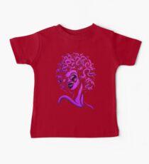 Purple Funky Meduza Kids Clothes
