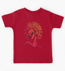 Red Funky Meduza Kids Clothes