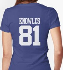 KNOWLES 81 Womens Fitted T-Shirt