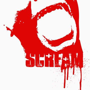 Scream  by InvisibleSmith
