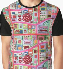 Suburban Life Graphic T-Shirt