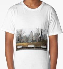 New York City Long T-Shirt