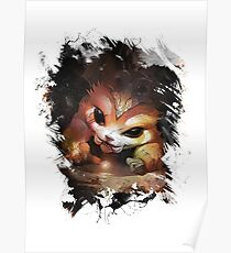 League of Legends GNAR Poster