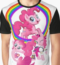 pinkie pie is best pony Graphic T-Shirt