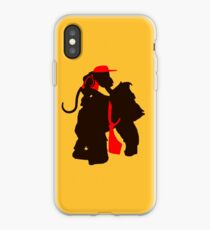 DK and Diddy (large print) iPhone Case