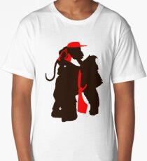 DK and Diddy (large print) Long T-Shirt
