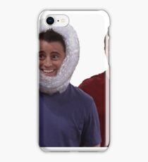 Friends Joey and Chandler Bubble Wrap iPhone Case/Skin