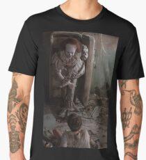 Stephen King IT Pennywise Men's Premium T-Shirt