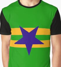 Browncoat (Independents) Flag - Inverted Star Graphic T-Shirt