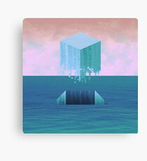 water sampling Canvas Print