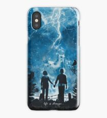 the storm of life 2 iPhone Case/Skin