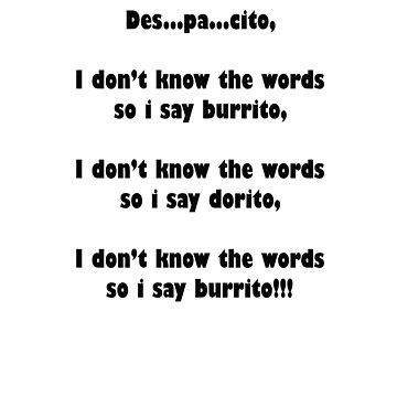 Des...burrito by CarlDeaves