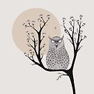 Owl by Moonlight by samclaire