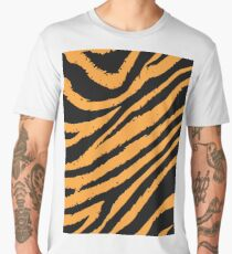 Tiger Stripe Men's Premium T-Shirt