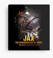 League of Legends JAX - The Grandmaster At Arms Metal Print