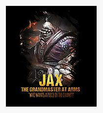 League of Legends JAX - The Grandmaster At Arms Photographic Print