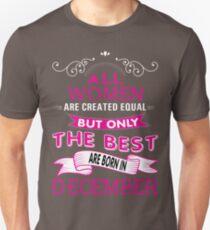 DECEMBER WOMAN T-Shirt