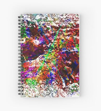 Paw Prints Next Generation 7 Spiral Notebook