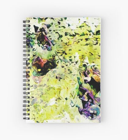 Paw Prints Second Generation 3 Spiral Notebook