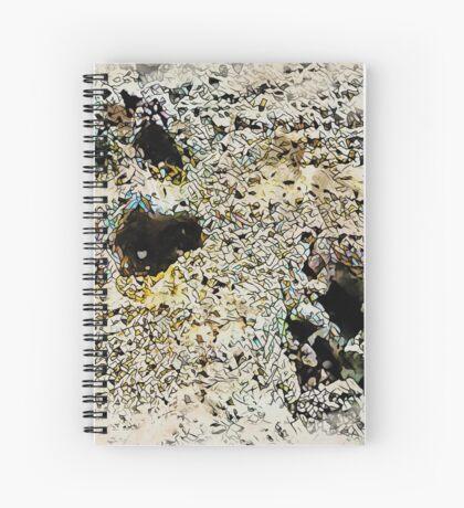 Paw Prints Next Generation 1 Spiral Notebook