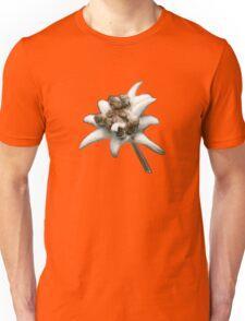mountain flower t  Unisex T-Shirt