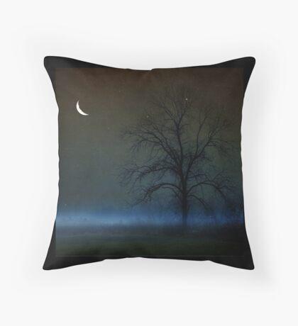 Winter Night Floor Pillow