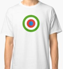 Roundel of Equatorial Guinea Air Force  Classic T-Shirt