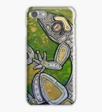 Dancing Gecko iPhone Case/Skin