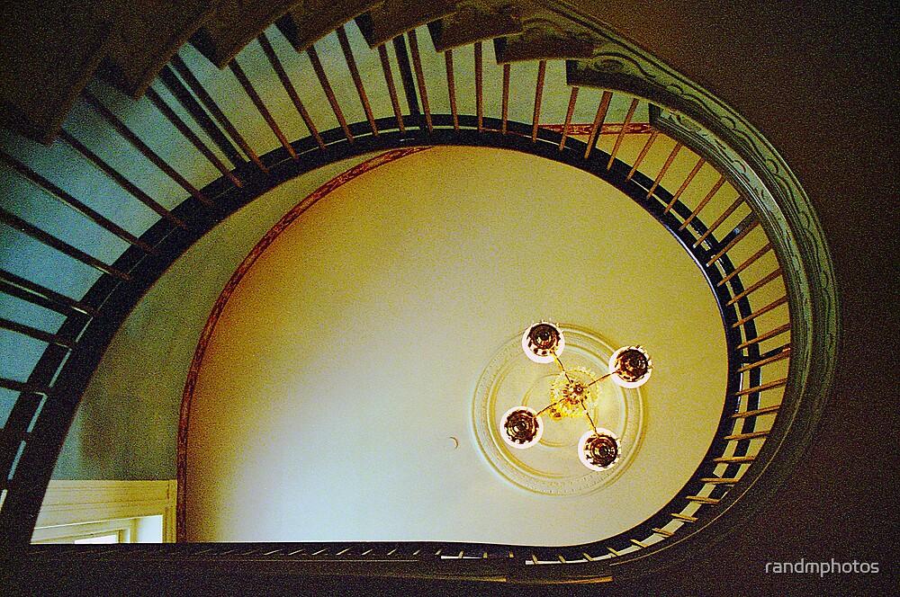 Staircase by randmphotos
