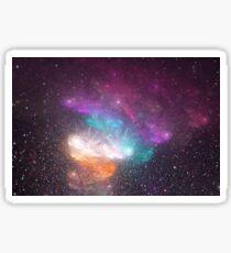Distant nebula Sticker
