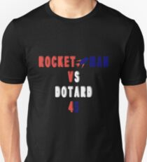 Rocket Man Vs Dotard 45 T-Shirt