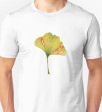 Ginkgo Leaf V T-Shirt