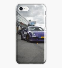 Porsche 991 GT3RS iPhone Case/Skin