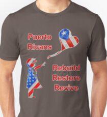 Rebuild PR Girl T-Shirt