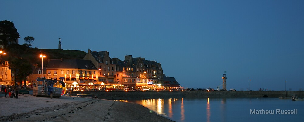 Cancale Eve by Mathew Russell