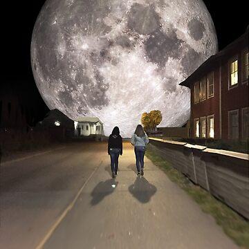 Moonwalk by Frostfeathers
