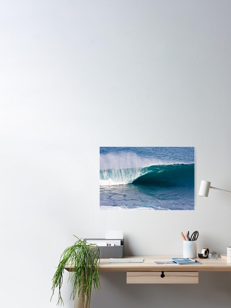 Alternative Ansicht von Curler Poster
