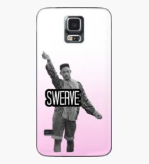 Will Smith Swerve Case/Skin for Samsung Galaxy