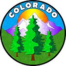 Colorado Nature Outdoors Forest Mountains Woods Explore Hiking by MyHandmadeSigns
