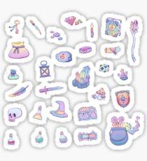 Pastel Magic Sticker