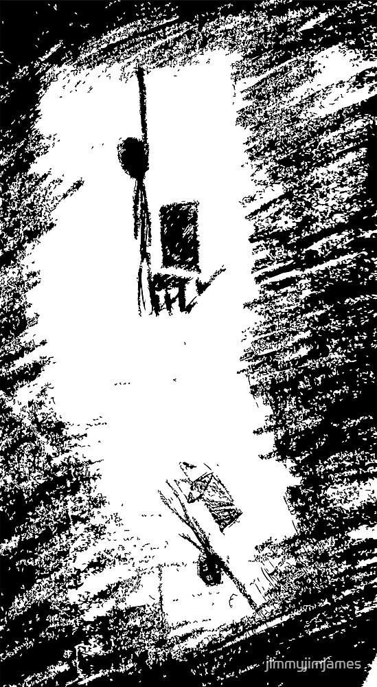 Hang Man by jimmyjimjames